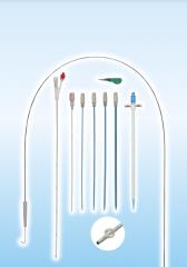 Катетер для замены нефростомы 2-х ходовой катетер
