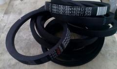 Ремень приводной Extra Classical Belt 1891 C, C 72