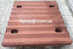 Плита СМД-111 дробящая подвижная нижняя