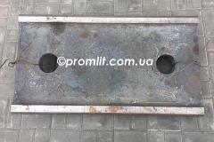 Plate expansion SMD-118 back 3450.00.007