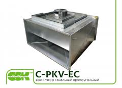 C-PKV-EC-100-50-6-220-RC вентилятор для...