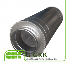 Шумоглушитель C-GKK-200-900 для круглых каналов
