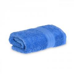 Махровое полотенце 50х85см Grange Hand 525г\м2 Med Blue