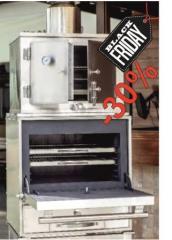 Oven-BBQ-voorzieningen