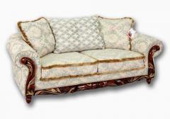 Frame elements for upholstered furniture