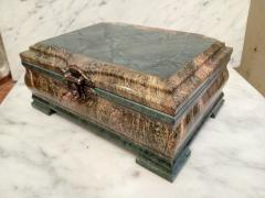 Casket from marble