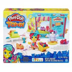 Масса для лепки Play-Doh