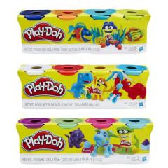 Масса для лепки Play-Doh (4 цвета)