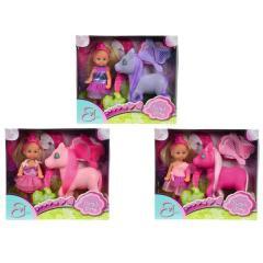 Кукла Evi и пони