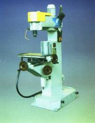 Станок вертикально-фрезерный с быстроходным шпинделем ЛФ 200