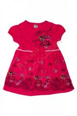 Платье короткий рукав для девочки