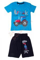 Костюм футболка и шорты для мальчика
