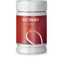 Мощная защита от гельминтоза Avormin Toxic Авормин токсик