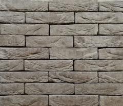 Brick of manual molding of Steenfabriek Klinkers