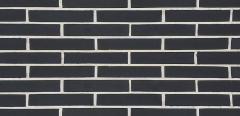 Brick brick of Mora Ceramicas Clinker Negro/Gris
