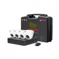 Комплект проводной системы видеонаблюдения Indoor