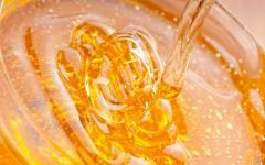 Mёд натуральный