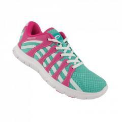 Кроссовки для бега Spokey Liberate7 женские (original) бирюзово-розовые