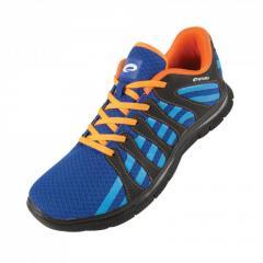 Кроссовки для бега Spokey Liberate7 женские (original) сине-оранжевые