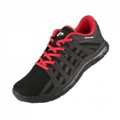 Кроссовки для бега Spokey Liberate7 женские (original) черно-красные