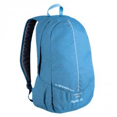 Рюкзак городской Spokey Zigsta 18л голубой