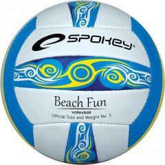 Волейбольный мяч SPOKEY Beach Fun (original) бело-голубой