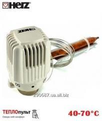 Термостатическая головка HERZ 7421 (40-70 ° С),