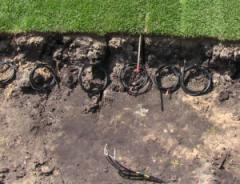 Система электрокабельного нагрева для почвы Эксон Э 16,5 560