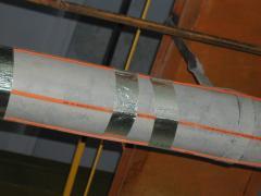 Система электрокабельного нагрева для труб MHL24-2CR