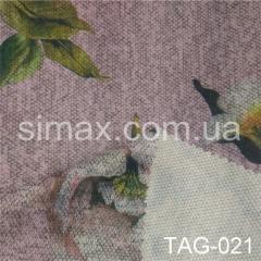Ткань ангора принт, Код: TAG-021