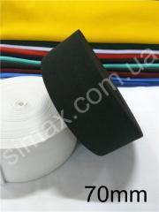 Резинка эластичная лента, Код: 70мм