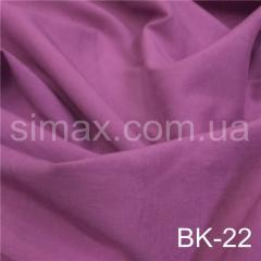 Ткань бенгалин, Код: ВК-22 Фуксия