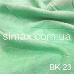 Ткань бенгалин, Код: ВК-23 Мята