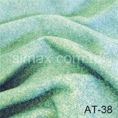 Ткань трёхнитка натуральная, Код: АТ-38 Бирюза