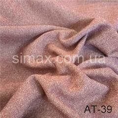 Ткань трёхнитка натуральная, Код: АТ-39 Бордо
