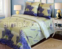 Комплект постельного белья белорусская бязь, Код: B-111