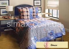Комплект постельного белья белорусская бязь, Код: B-114