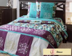 Комплект постельного белья белорусская бязь, Код: B-115