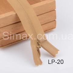 Молния потайная 18 см, Код: LP-20