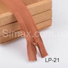 Молния потайная 18 см, Код: LP-21