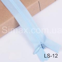 Молния потайная 25 см, Код: LS-12