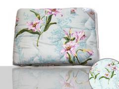 Одеяло антиаллергенное, двуспальное евро 200x220 см., Код: 20-0683 blue 200х220