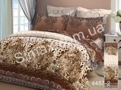Постельная ткань бязь 3D набивная Притяжение компаньон, Код: 4457-2