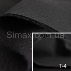Ткань трёхнитка, Код: Т-4 Черный
