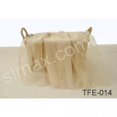 Фатин Soft Бежевый, еврофатин, Код: TFE-014