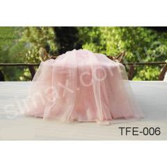Фатин Soft Нежно-розовый, еврофатин, Код: TFE-006