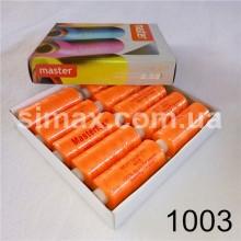 Швейная нитка 40s/2 (10шт x 400 ярдов), нитка 777 цветные, Код: 1002