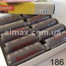 Швейная нитка 40s/2 (10шт x 400 ярдов), нитка 777 цветные, Код: 186