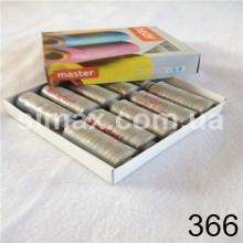Швейная нитка 40s/2 (10шт x 400 ярдов), нитка 777 цветные, Код: 366
