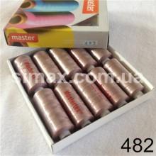 Швейная нитка 40s/2 (10шт x 400 ярдов), нитка 777 цветные, Код: 482